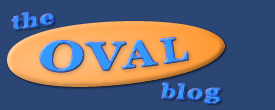 Oval Media blog logo